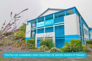 Kyriad Direct Poitiers - Gare du Futuroscope