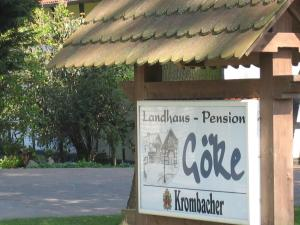 Landhaus Göke - Augustdorf