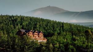 Hotel Seidorf w Sosnówce kolo ..