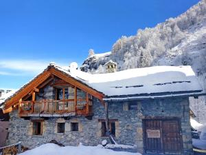 Beautiful Chalet in Peisey-Nancroix with Mounatin View - Hotel - Peisey-Vallandry
