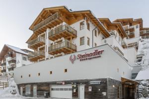 Steinadler - Exklusive Apartments in Obertauern direkt am Skilift