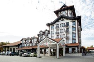 Гостиничный комплекс Альпен Парк