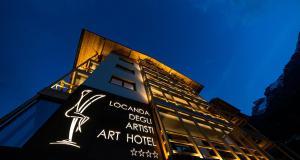 Locanda degli Artisti Art Hotel - Canazei di Fassa