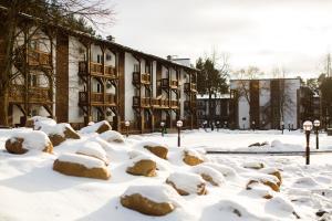Гостиницы Грибовки