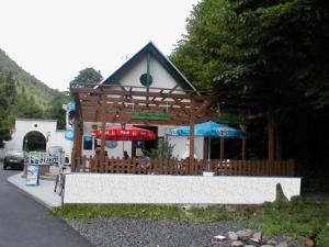 Albergues - Restaurace a pension První Mlýn Chomutov