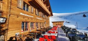 Restaurant-Hotel Sonnenberg - Mürren