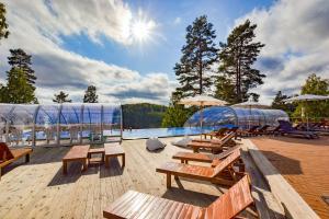 Årjäng Camping & Stugor Sommar..