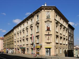 Отель Golden City Garni, Прага