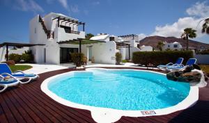Villas Kamezi, Vily  Playa Blanca - big - 34