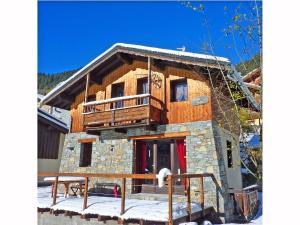 Location gîte, chambres d'hotes Cozy Chalet in Bozel French Alps near Paradiski Ski Area dans le département Côte d'or 21