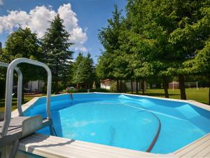 Quaint Holiday Home in West Pomeranian with Swimming Pool