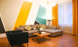 Modern Apartment Wiener Stadthalle