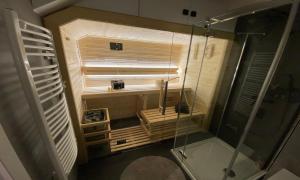 MarleSKI Sauna