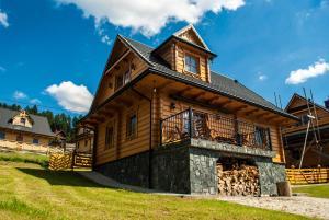 Chatka Pod Laskiem Domki w górach