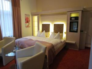 Hotel Almrausch, Отели  Бад-Райхенхалль - big - 52