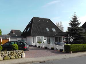 Gästehaus Gudrun, Affittacamere  Tönning - big - 1