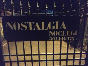 Nostalgia noclegi