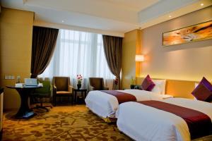 Yangzhong Firth Jinling Grand Hotel, Hotel  Yangzhong - big - 26
