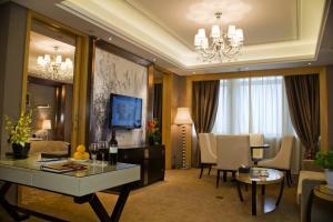 Yangzhong Firth Jinling Grand Hotel, Hotel  Yangzhong - big - 31
