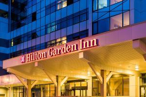 Отель Hilton Garden Inn Красноярск, Дивногорск