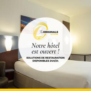 Ptit Dej Hotel Bourges Gare