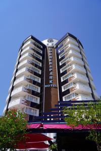 Отель Corner Park, Анталия