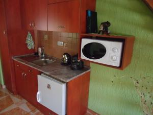 Nefelejcs Apartman, Apartmány  Gyula - big - 69