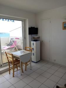 Charming Studio in Royan with a stunning view