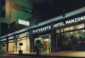 Hostels und Jugendherbergen - Hotel Manzoni
