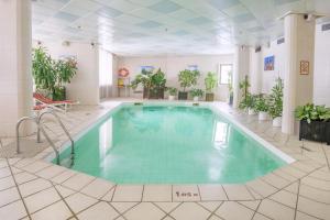 Отель Холидей Инн Москва Селигерская