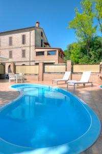 Raffaello Residence, Aparthotely  Sassoferrato - big - 36