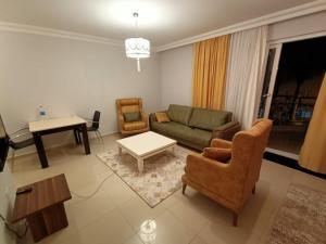 Alanya Mahmutlar Barbaros Günlük kiralık daire, Алания