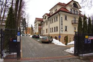 Apartamenty Willa Radowid Zakopane, Апартаменты  Закопане - big - 20
