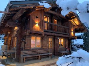 Accommodation in Servoz
