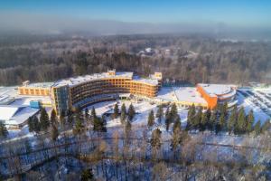 Отель Снегири