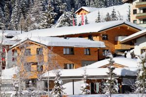 Mats Lech Alpenquartier - Accommodation - Lech