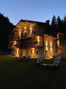 FORESCH HUS CHAMBRES D'HOTES - Hotel - Gressoney-Saint-Jean