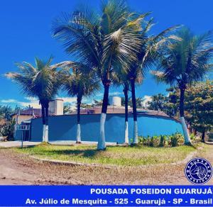 Pousada Poseidon Guarujá - Unidade Enseada