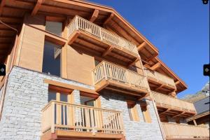 Location gîte, chambres d'hotes Chalet Le Quartz dans le département Savoie 73