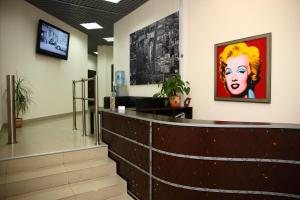 Hotel Aksioma - Tsentral'nyy Torfyanoy Posëlok