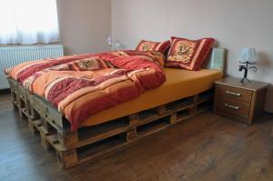 Guest House Eli, Pensionen  Saparewa Banja - big - 6