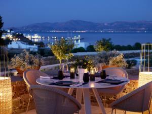 Summer Senses Luxury Resort Paros Greece