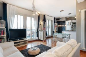 BDC - Penthouse with Terrace and 3 bdr - San Giovanni - abcRoma.com