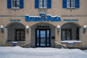 Hotel Brocco e Posta - San Bernardino