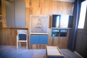 Appartement 2pers pied des pistes Luxe entièrement neuf Le PalafourTignes le lac