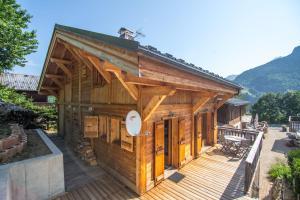 Grand Véroce Private duplex apartment - Hotel - Saint-Gervais-les-Bains