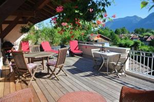 Amélia Private apartment terrace classified 4 stars - Hotel - Saint-Jorioz