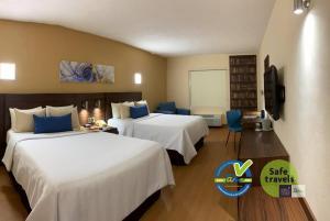 坦皮科商務高級河景酒店