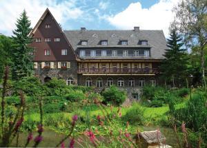 Romantik Hotel Jagdhaus Waldidyll - Bad Schlema