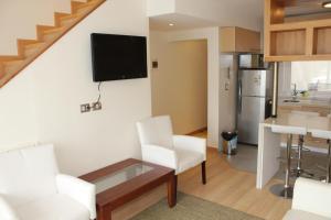 Casas del Mar, Apartments  Viña del Mar - big - 11